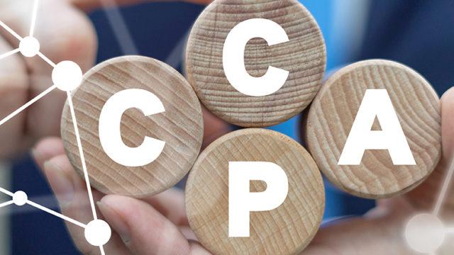CCPA compliance